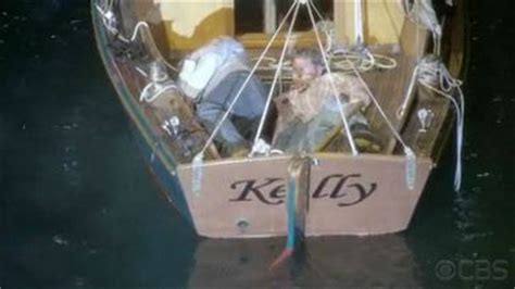 how did gibbs get the boat out of the basement glen l design featured on ncis glen l boat plans