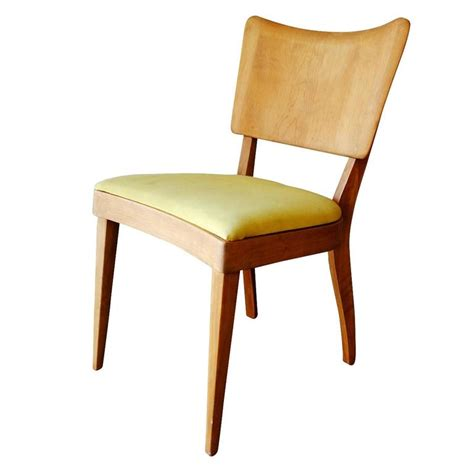 Heywood Wakefield Dining Chairs Heywood Wakefield Closed Quot Stingray Quot Dining Side Chairs Set Of Four For Sale At 1stdibs
