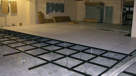 Raised Kitchen Floor by Soundprooffing A Ceiling