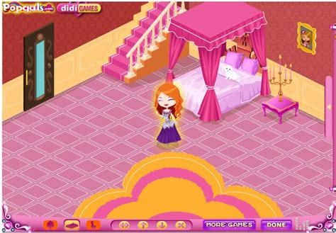 decorar cuarto de princesas - Decorar Casas De Princesas Juegos