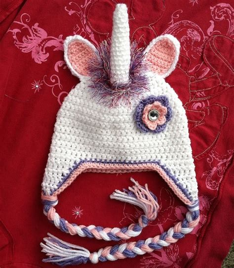 unicorn beanie pattern unicorn crochet hat pattern pdf instructions for beanie