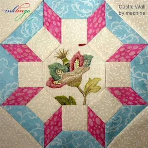 Castle Quilt by 17 Best Images About Inklingo Castle Wall Quilts On