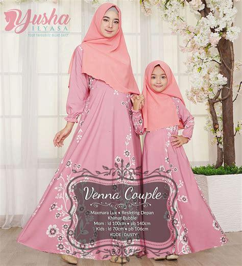 jual baju muslim keluarga nabiilah store