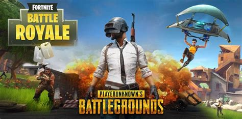 fortnite vs pubg pubg vs fortnite the quot battle royale quot continues