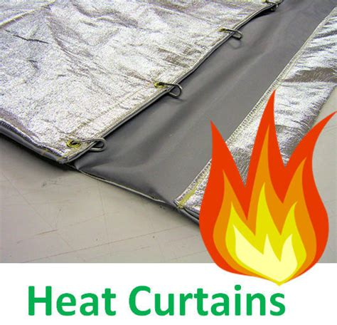 heat resistant curtains heat shield curtains akon curtain and dividers