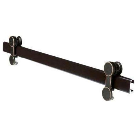Shower Door Frame Kit Bronze Frames Tracks Shower Bathtub Door Parts The Home Depot
