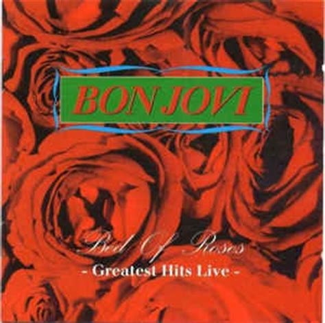 bed of roses soundtrack bon jovi bed of roses greatest hits live cd album at discogs