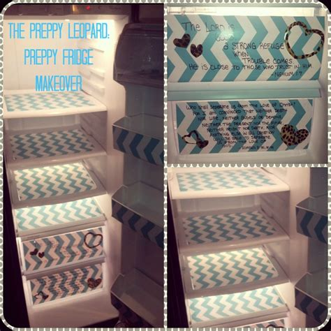 fridge drawer liners preppy fridge makeover easiest diy of your life the
