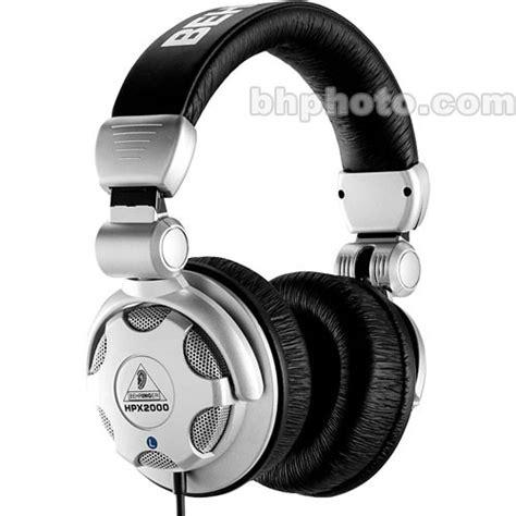 behringer hpx2000 high definition dj headphones hpx2000 b h