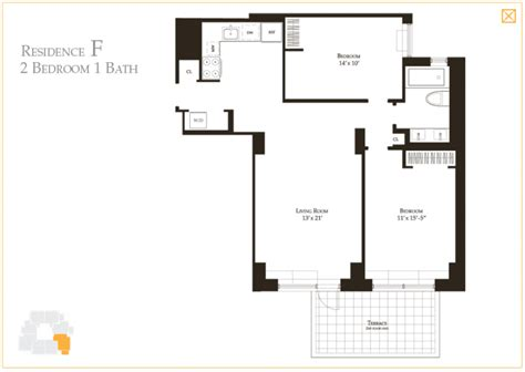 grayson floor plan 247 east 28th street rentals the grayson apartments