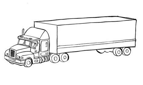 125 Dessins De Coloriage Camion 224 Imprimer Dessin Coloriage Camion Poubelle L