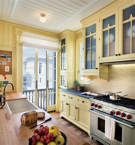yellow kitchen cabinet yellow kitchen cabinets eclectic kitchen