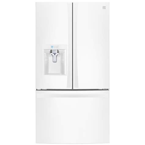 kenmore elite 31 cu ft door refrigerator kenmore elite 74092 31 7 cu ft capacity