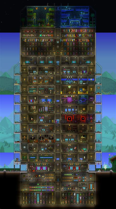 Terraria Rooms by Your Collections Terraria Community Forums