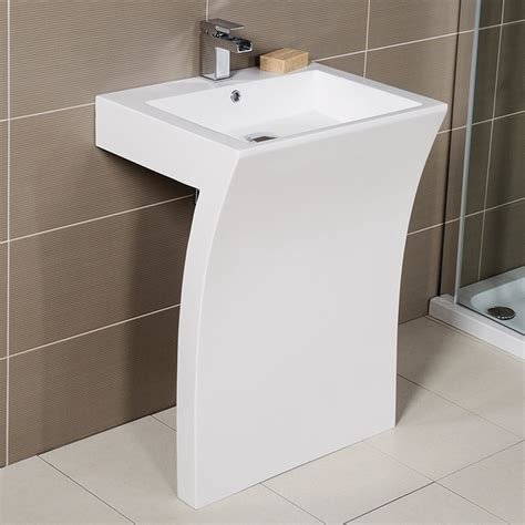 freestanding bathroom basin seven freestanding basin