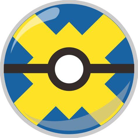 Home Entertainment Network Design poke pocket monster quick ball icon