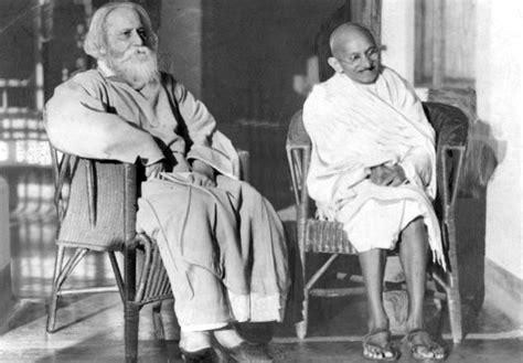 biography of mahatma gandhi in bangla the early life of rabindranath tagore desiblitz