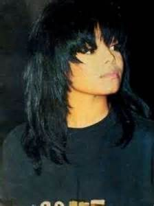 cut with janet hair janet jackson pleasure principle 80 s baby pinterest