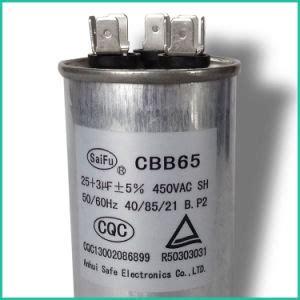 plastic dual run capacitor china dual run capacitor 45 5 mfd 440 volt air conditioning replacement part china