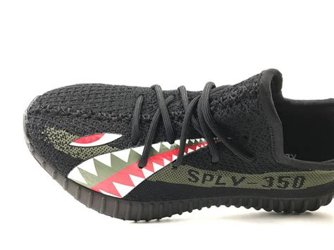 Best Seller Adidas Yeezy Boost 350 V2 Ua Pk Version Mirror Black Whi new 2017 ua adidas yeezy 350 v2 boost splv bape shark my
