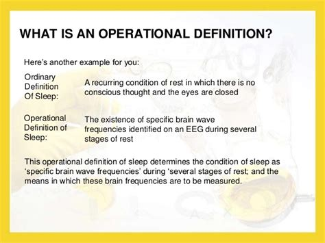 what is meaning of template ccss writing operational definitions