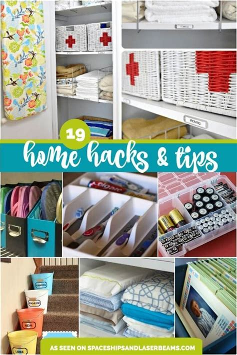 101 awesome home organizing tips and tricks 1427 best images about hacks tips tricks shortcuts on