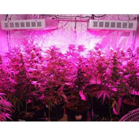 high power 860 watt led grow light for hydroponic growing
