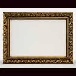frame picture classic 3d model