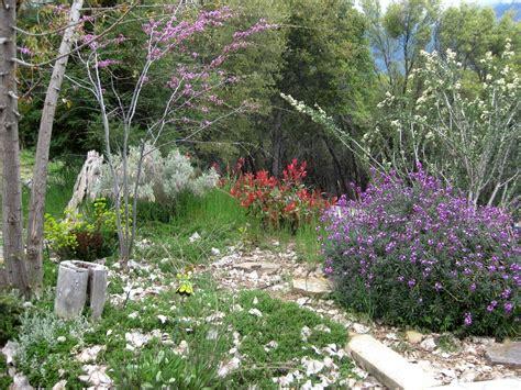 melding gardens and gravel in the sierra foothills