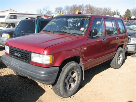 i just got a 1995 isuzu trooper and it wont start i think it may have something to do with anti 1995 isuzu trooper ac a c compressor 19890486