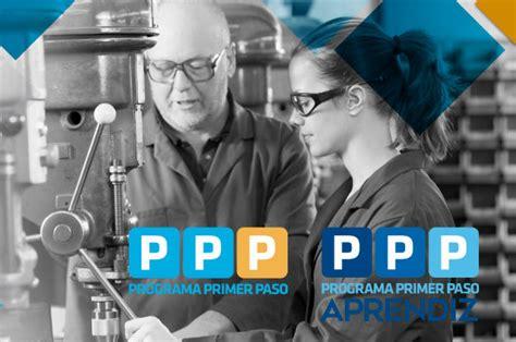 ppp 2016 cuando cobro c 243 rdoba programa de empleo ppp ppp aprendiz y por m 237