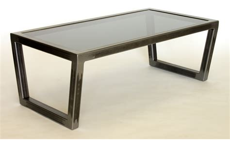 Coffee Tables Glass And Metal Glass And Metal Coffee Tables Homesfeed