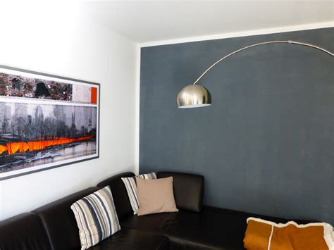 Graue Wandfarbe Wirkung die wirkung wandfarben der wohnsinn