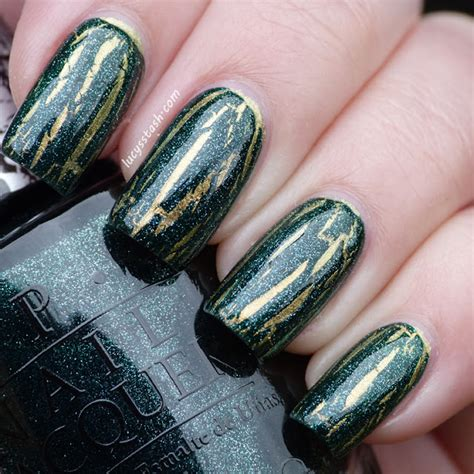 O P I Shatter The Scales Nle66 opi the amazing spider collection review and