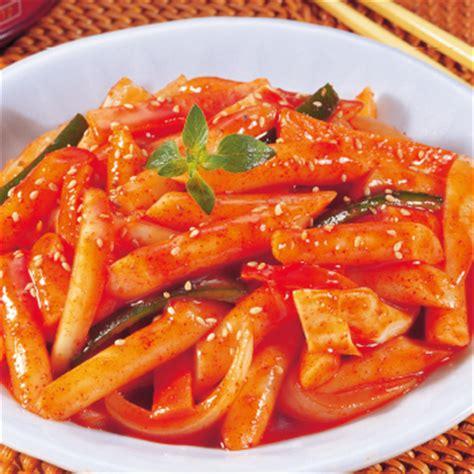 Topokki Samwon tteobokki tokpoki 400gr samwon makanan korea fresh