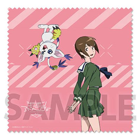 Hobbystock Digimon Tri Trading Can Badge Vol02 Tailmon amiami character hobby shop digimon adventure tri multipurpose cloth hikari yagami