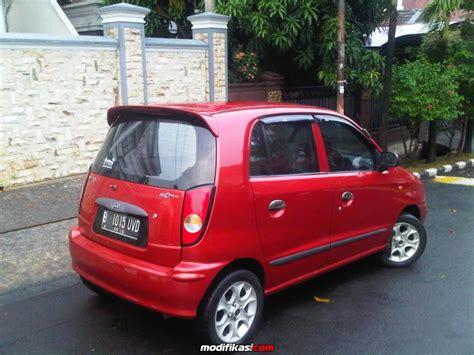 2003 Kia Visto Zipdrive bekas ras motor kia visto zipdrive merah m t 2003 dp ringan