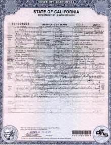 california birth certificate template records state of california department of 2016