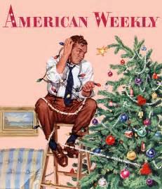 plan59 1950s christmas ads and holiday art al brule