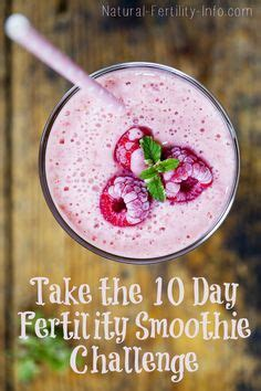 Can You Smoke On The 10 Day Smoothie Detox by Fertility Foods Fertility And And On