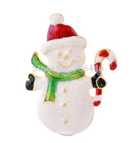 holiday time 4 piece vintage snowman pathway christmas lighted lawn stakes set vintage goldtone enameled snowman and brooch pin in brooches from jewelry