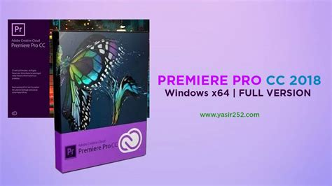 premiere pro cc 2018 v12 0 windows x64 1 7gb