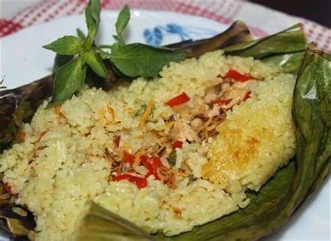 cara membuat nasi bakar ikan asin 17 best images about resep masakan makanan tradisional