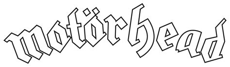 Motorhead Logo motorhead logo font www pixshark images galleries
