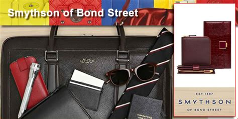 Smythson Of Bond by The Faithful Shopper Power Of The Purse Huffpost