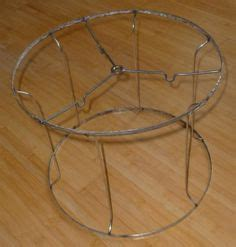 Drum L Shade Wire Frame by L Shade On L Shades L Shade Frame