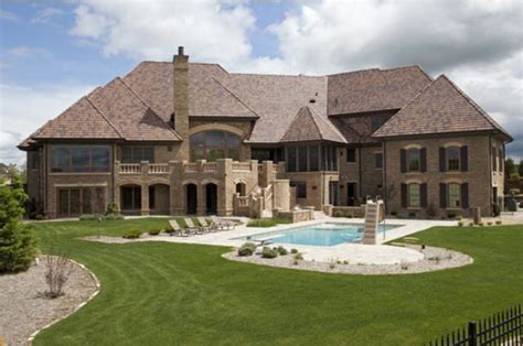 how big is 15000 square feet 15 000 square foot mansion in prior lake mn homes of