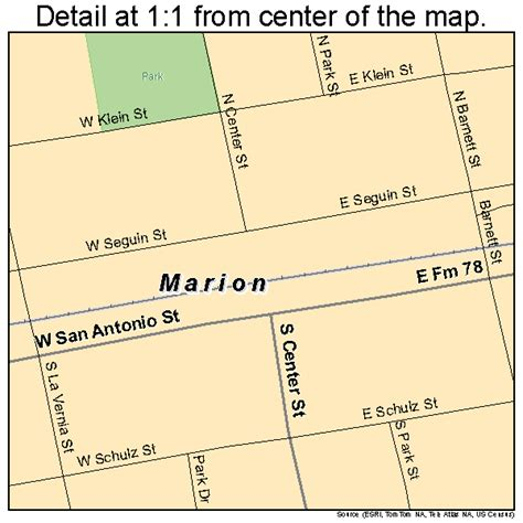 marion texas map marion texas map 4846692