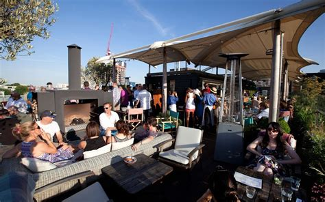 Boundary Roof Top Bar by