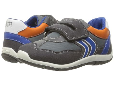 geox toddler shoes geox baby shaax boy 20 toddler grey royal